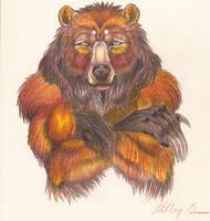 Bear by Were-Bear