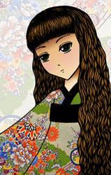 Kimono Girl Development Work