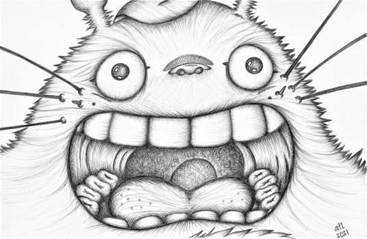 Totoro from My Neighbour Totoro