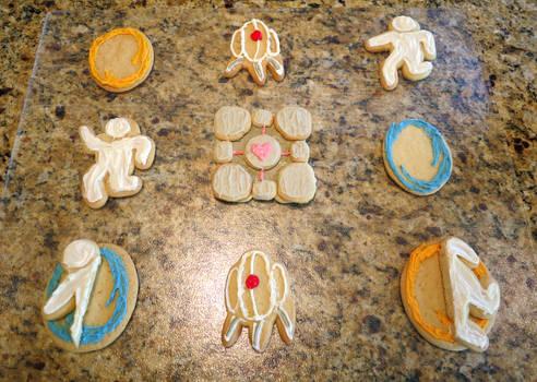 Portal Cookies!