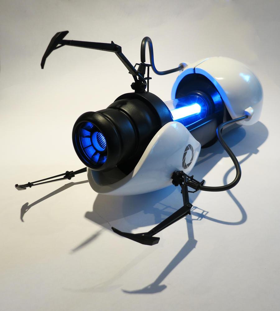 3D Printed Portal Gun by techgeekgirl
