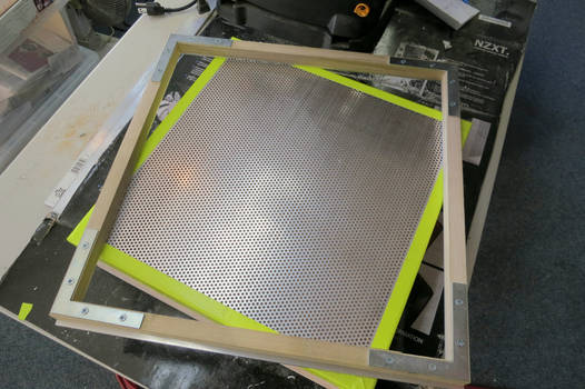 Wheatley Build part 1: Vacuum Forming Machine