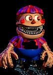 fnaf Ultra Nightmare bb