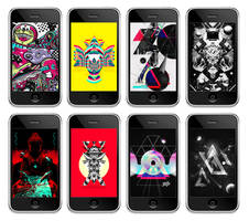 Art For iPhone by onrepeattt