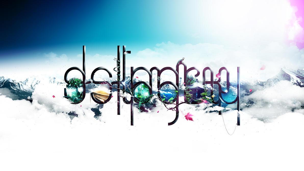Desktopography by onrepeattt