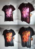 Nike T-Shirts by onrepeattt