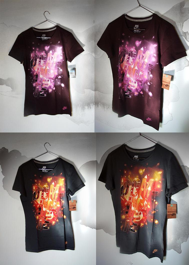 Design t shirt nike - Nike T Shirts By Onrepeattt