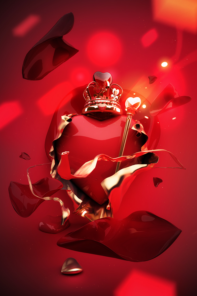 King of Hearts by onrepeattt