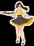 OC - Etoru - Casual Outfit - Model