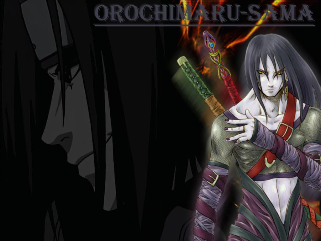 Orochimaru_Wallpaper