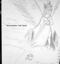 Persona: Yuki Onna by Sor-Reiki