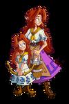 Zelda Collaboration - Romani and Cremia