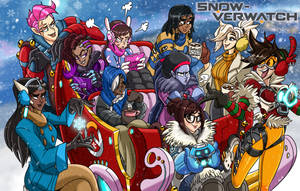 Snow-verwatch by CentaurHillZone