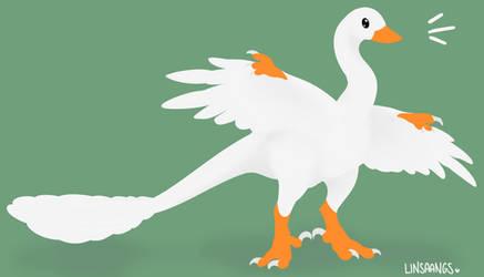 Untitled Halszkaraptor Game