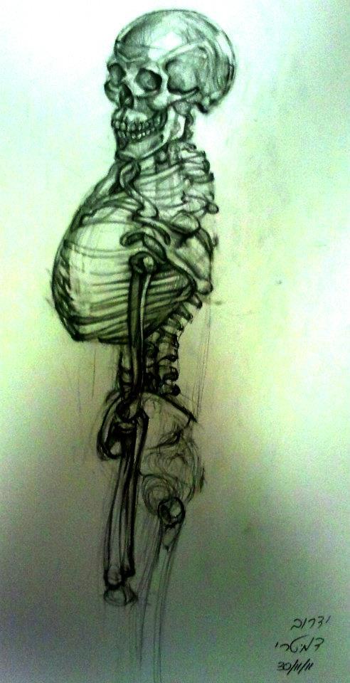 Skelet by Dyadrov