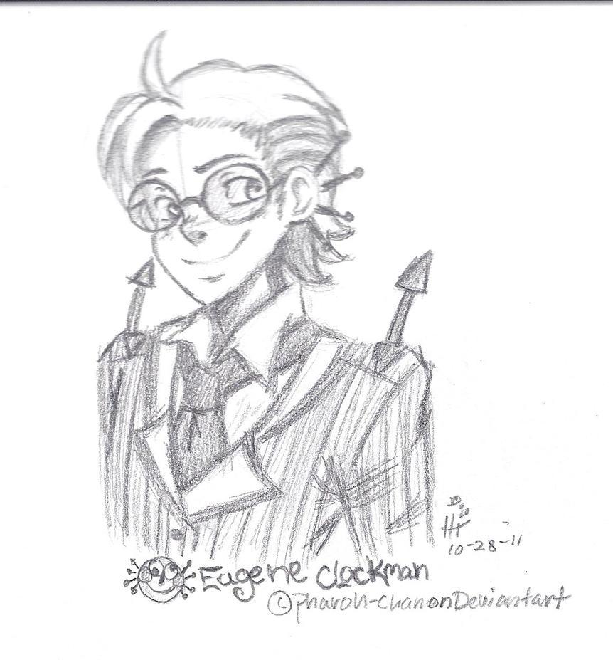 Eugene Clockman by princessofDisney27