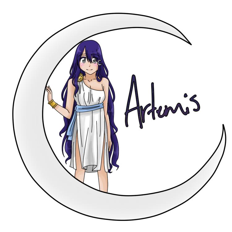 Artemis By Tsukilolita On Deviantart