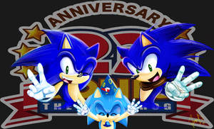 Sonic 23rd Anniversary