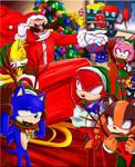 Sonic Boom Chirstmas