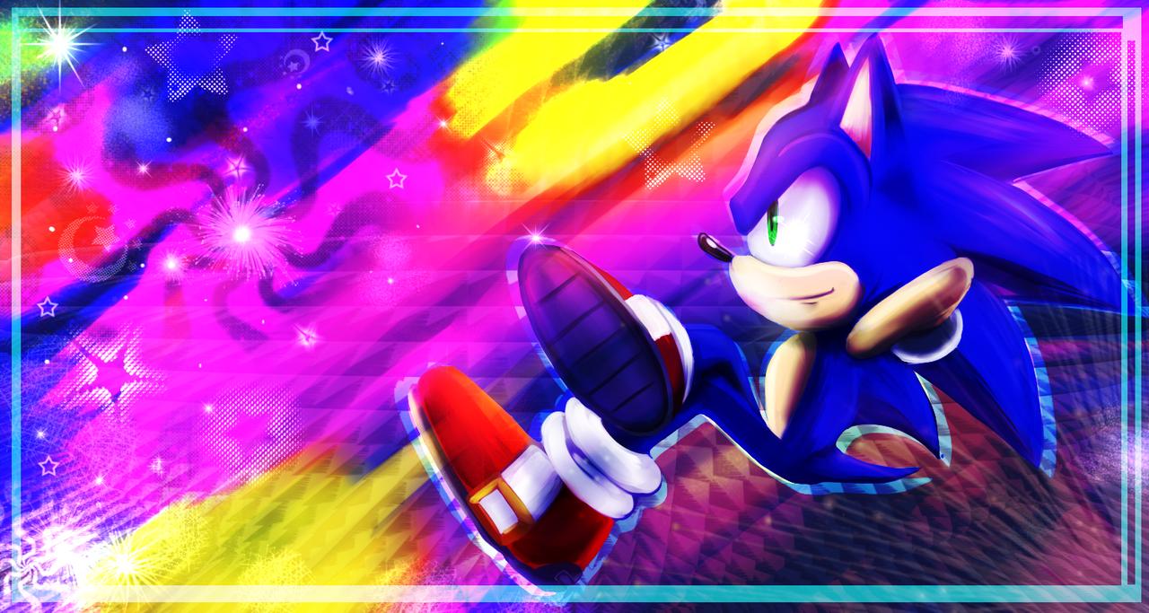 Sonic HBD 23 06 2015 by FANTASY-WORKS-JMBD