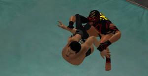 PTO ( El Blaze - Cody Rhodes )