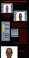 Skin Tutorial in Daz Studio