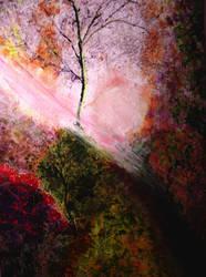 ethereal tree by glezh