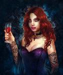 Lady Vampirella