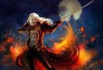 Alucard - Casttlevania LoS2