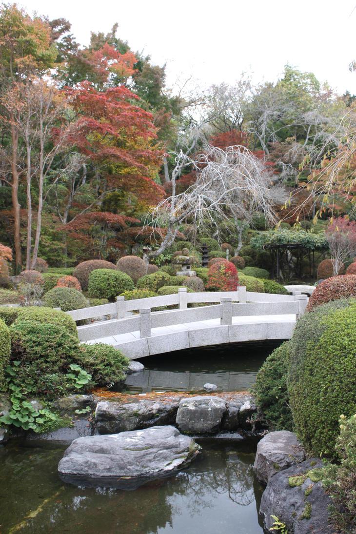 Japanese water garden by jadendreamer on deviantart for Japanese water plants