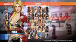 DOA6 (PC) - Swap mod - Various Girls in Tina by cesarfc01