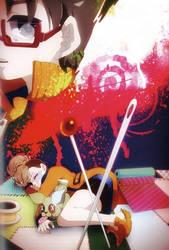 Artwork from RGB Art Book by AkaneAki