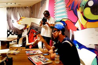 RGB Artwork Signing by AkaneAki