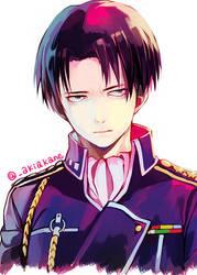 Levi by AkaneAki