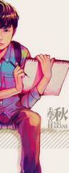 Sketch Me by AkaneAki