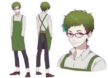 Glasses by AkaneAki