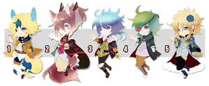 2015_CHIBI BASE_SET PRICE ADOPTABLES [CLOSED]