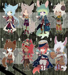 SEPTEMBER ADOPTS 1/8 [OPEN]