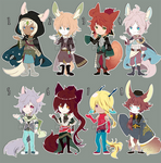 OCTOBER ADOPTS 1/8 [OPEN]