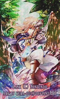 2016_Legend of Zelda Wii-U + AX + STATUS