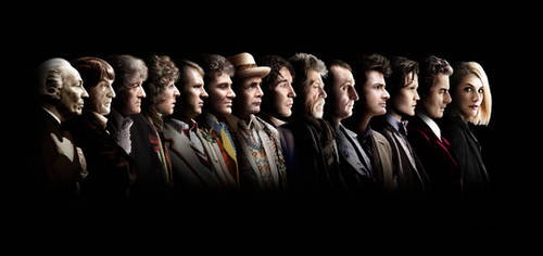 The Doctors' Lineup (with Jodie Whittaker)