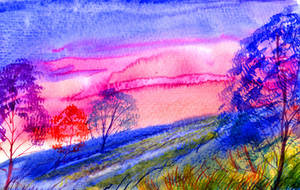 hillside by beckhanson