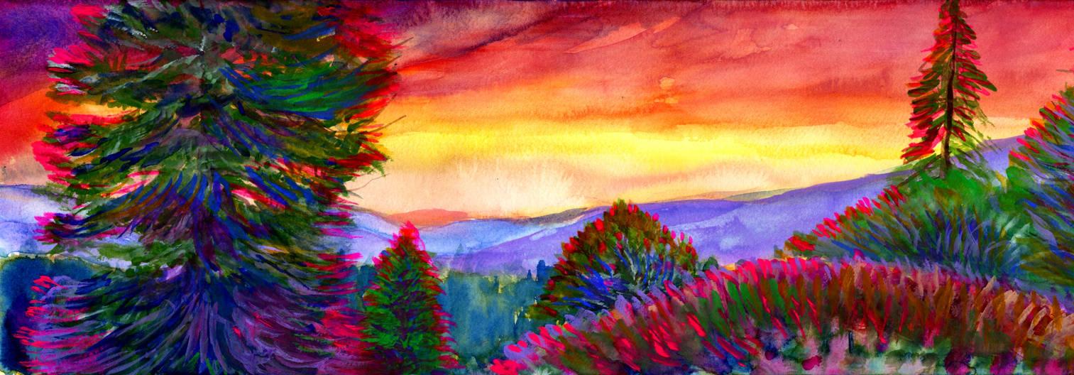 polychromatic panorama by beckhanson