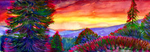 polychromatic panorama by beckhanson
