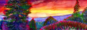 polychromatic panorama
