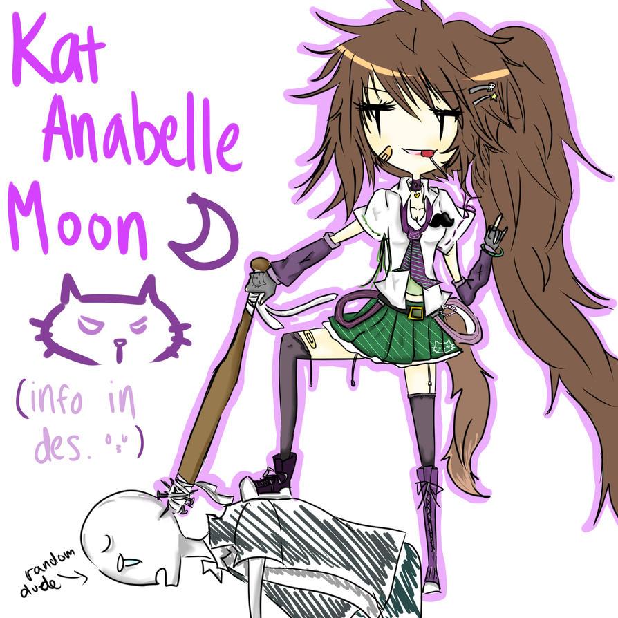 AU: Kat by Potato-Sempai