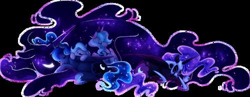 All the Luna by LongMuzzlePony