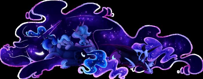 All the Luna
