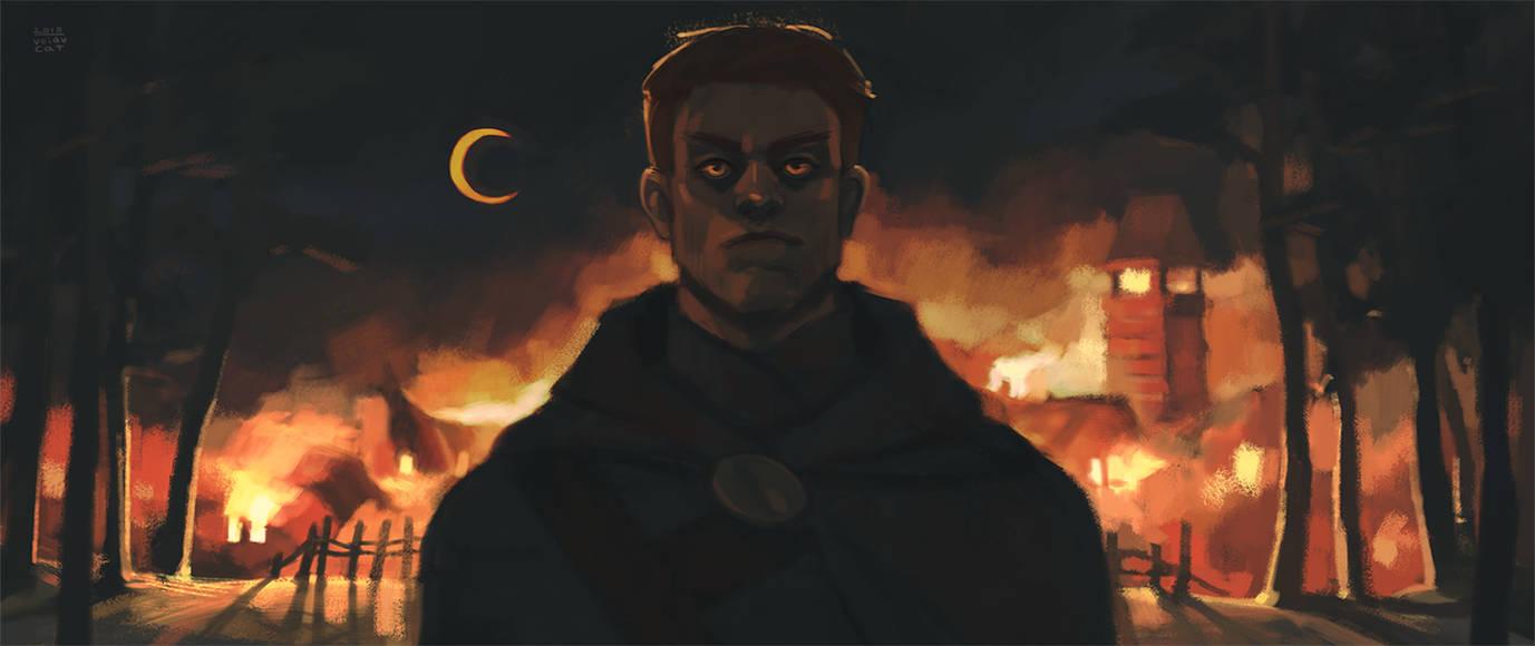 burn auburn by voidvcat