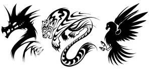 Random tatoos 1